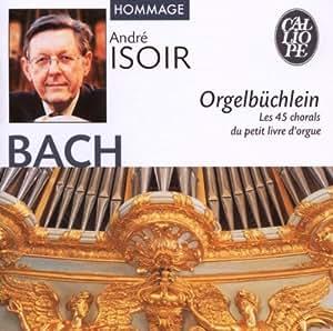 Petit Livre D'Orgue, Bwv 599-644