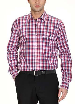 Benvenuto Herren Businesshemd 61131273851254, Gr. 38, Blau (1254 Stimmungsblau)