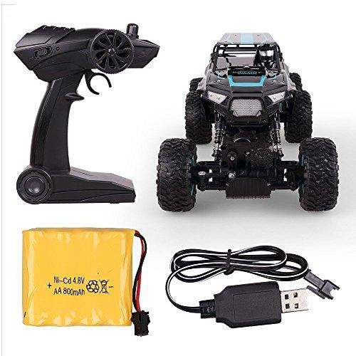 RC Auto, 1:14 RC Ferngesteuertes Auto Remote Control Car Rock Crawler 6WD Elektrische Hoher Geschwindigkeit Monster Truck RC Buggy/Off Road Fahrzeug - 7