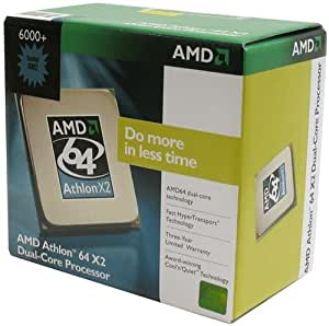 AMD Athlon64 X2 6000+ boxed AM2 3.0GHz F3 Stepping ADA