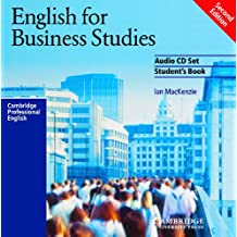 English for Business Studies Audio CD Set (2 CDs): A Course for Business Studies and Economics Students