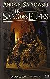 Image of La Saga du Sorceleur, tome 1 : Le Sang des elfes