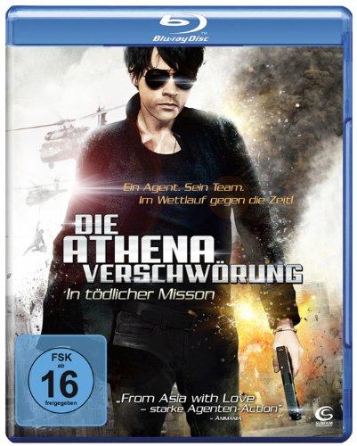 Die Athena-Verschwörung - In tödlicher Mission - Blu-ray Die Impossible Mission