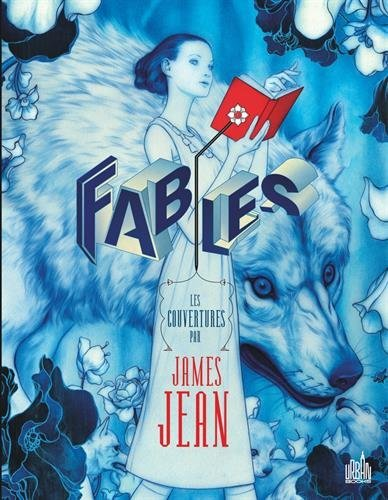Fables : les couvertures par James Jean
