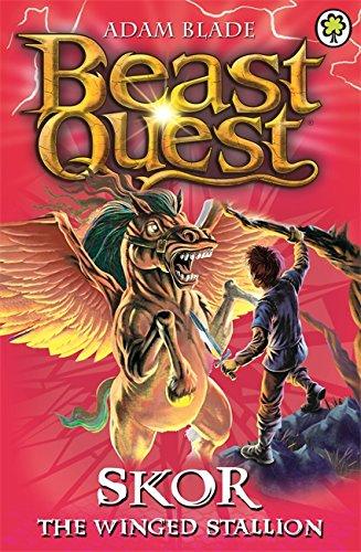 Skor the Winged Stallion: Series 3 Book 2 (Beast Quest)