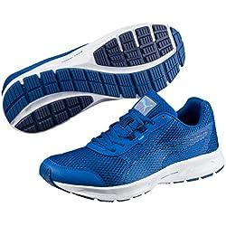 Puma Essential Runner, Zapatillas de Deporte Para Exterior Hombre, Azul (Lapis Blue/Blue Depths/Nrgy Turquoise), 42 EU