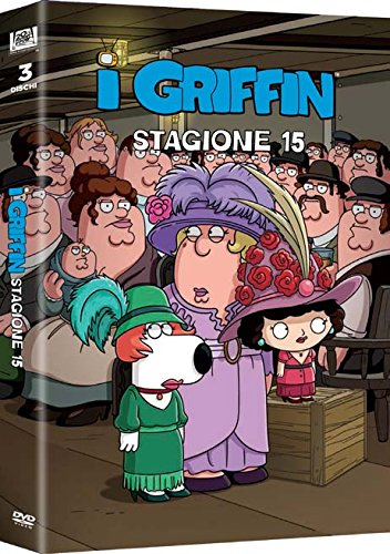 i-griffin-stagione-15-3-dvd