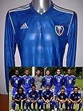 adidas República Dominicana Manga Larga Camiseta Jersey fútbol Adulto XL Maglia–Camiseta de...
