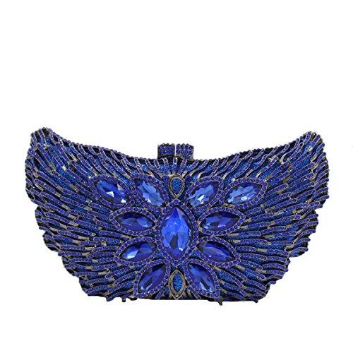 Kristall-Diamant-Abendtasche Luxus-Handtasche Frauen C