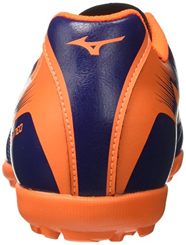 Mizuno Monarcida Neo As, Scarpe da Calcetto Uomo Multicolore (BlueDepths/OrangeClownFish)