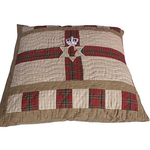 quilted-emblem-cushion-northern-ireland-emblem