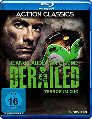 Terror im Zug / Derailed ( 2002 ) ( ) (Blu-Ray)