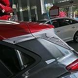 Vordere Windabweiser 1 Set Für Die Fahrer Und Beifahrerseite Cli003p0021 Passend Für Hyundai Kona Suv Typ Os 5 Door 2017 Hyundai Kona Ev Suv Typ Os 5 Door 2017 Auto
