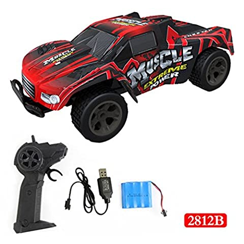 Remote Control Buggy,1:20 2WD High Speed RC Racing Car 4WD Remote Control Truck Off-Road Buggy Toys(F) by TigerTrading