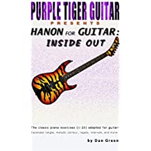 Hanon for Guitar:  Inside Out (Master the Classics! Book 3) (English Edition)