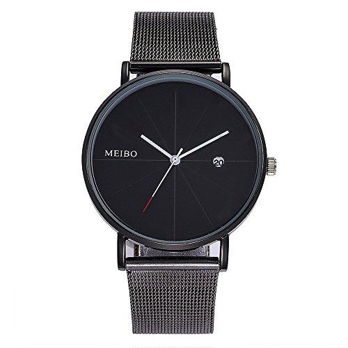Armbanduhr Damen Edelstahl Quarz Uhr Damenuhren Mesh Armband Mode Design Uhren für Frauen Quarz Uhr Gold Silber Charm Geschenk 2019 LEEDY