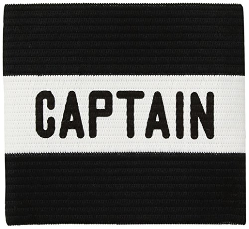 Kwik Goal Youth Captain Arm Band, Black