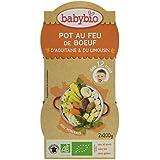 Babybio Bols Pot au Feu de Bœuf d'Aquitaine/du Limousin 400 g -