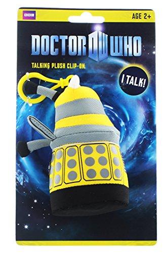 Plüsch-dalek (Doctor Who Mini Dalek Talking Plüsch (gelb))