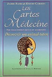 Les Cartes Médecine - Découvrir son animal-totem