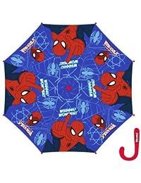 Paraguas 46cm automático de Spiderman