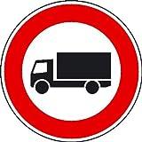 Verbot für Lastkraftwagen über 3,5t, Verkehrsschild StVO, Nr. 253, 60 cm