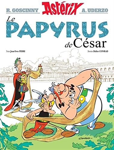 Astérix - Tome 36 - Le Papyrus de César par René Goscinny