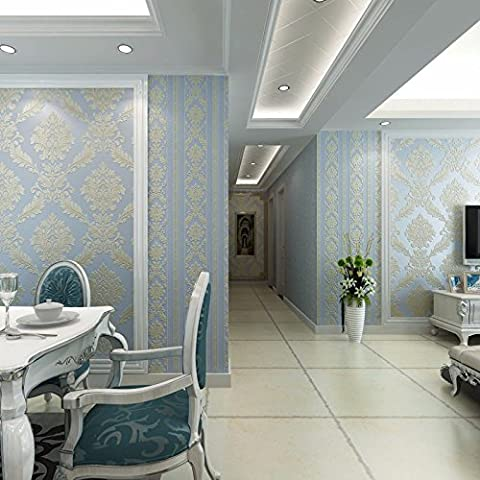 BIZHI Moderne Tapeten Art-Deco-3D einfache moderne Tapete Wandverkleidung Vliesstoff Wandkunst,9530