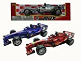 Max Super Racing Formula Sport Car with Light & Sound Friction powered