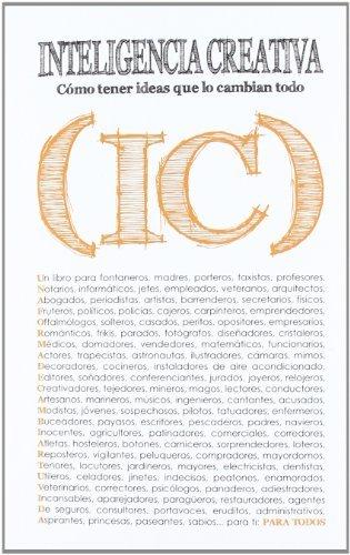 Inteligencia creativa (Psicología y Autoayuda) eBook: Camacho ...