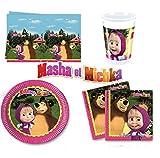 Kit complet Masha et