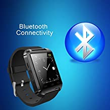 Bingo U8 Smartwatch with bluetooth camera , Pedometer , Sleep Monitor and other fitness tracking apps