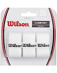 Wilson Profile Overgrip Griffband, 3 Stück