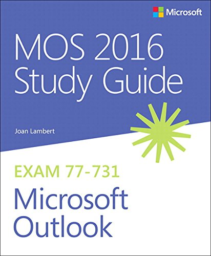 MOS 2016 Study Guide for Microsoft Outlook (MOS Study Guide) Desktop-computer-pakete