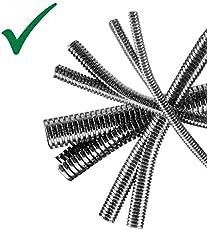 KABELSCHUTZ CO-FLEX Marderschutz Schlauch Wellrohr Zündkabel Schutz METERWARE (Ø 13,2 mm)