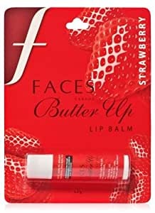 Faces Butter Up Lip Balm, Strawberry