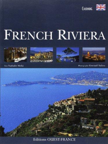 Aimer hauts lieux de la Côté d'Azur : Ouvrage en anglais