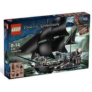 Lego 4184 Le Black Pearl