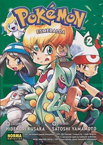 Pokémon 16. Esmeralda 2