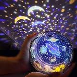 Led Nachtlicht, Projektor Lampe, Nachtlicht Projektor, Nachtlicht Sternenhimmel Projektor, LED Sternenhimmel Projektor