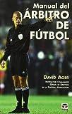 Manual del Arbitro de Futbol