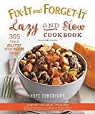 Fix-It and Forget-It Lazy and Slow Cookbook: 365 Days of Slow Cooker Recipes