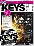 Modulare Effekte in der Keys mit 140 legendäre Synthesizer auf DVD