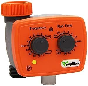Papillon 93182 programmatore irrigazione analogico for Temporizzatore per irrigazione