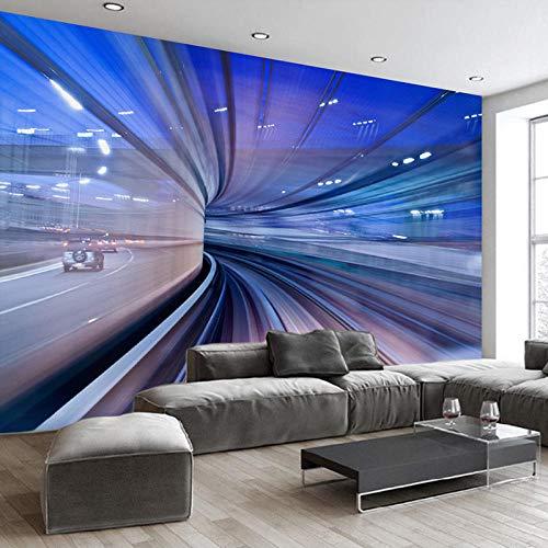 Fototapete Benutzerdefinierte Fototapeten 3D Stereoscopic Space Extension Schlafzimmer Wohnzimmer Sofa Wandmalereien350cmx256cm