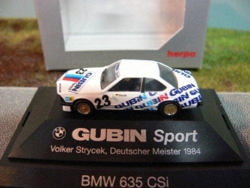 Herpa 174152 - BMW 635 CSI Gubin/Strycek Fahrzeug