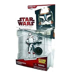 Star Wars Commander Ponds Action Figure