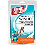 Solución simple perro 08desechables Pañales