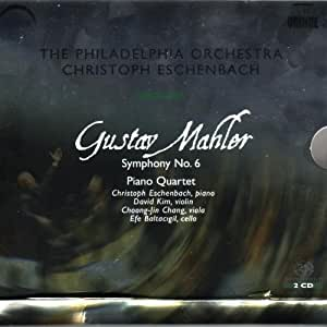 Mahler: Symphony No. 6; Piano Quartet [Hybrid SACD]