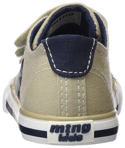 Mtng Unisex-Kinder Oli Sneakers Beige